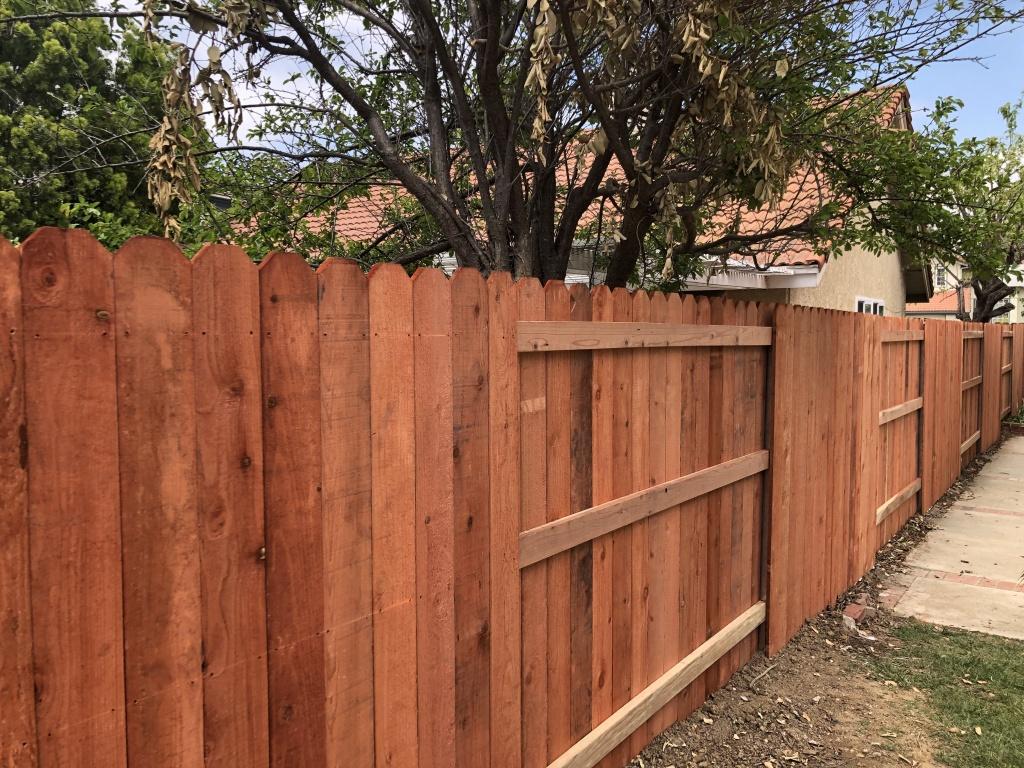 All California Fencing - Wood Fence Installation